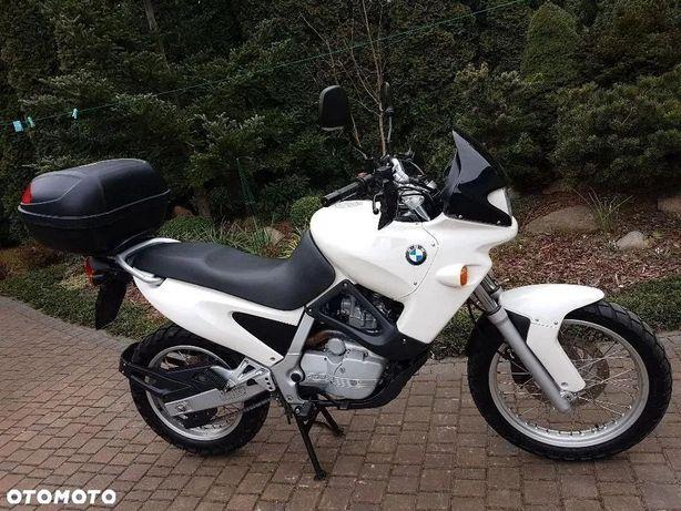 BMW GS F 650 Niemcy BEZWYPADEK Oryg 36000 KM Kat. A2 TOP ORYGINAŁ!!