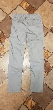 светло- серые брюки