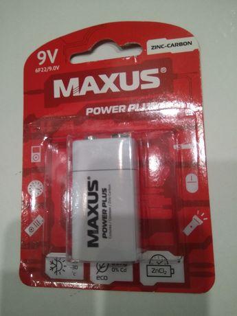 Батарейка Krona MAXUS 6F22-9v