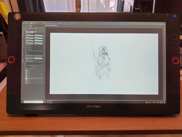 XP-PEN Artist Display 24 Pro + oferta comando wireless