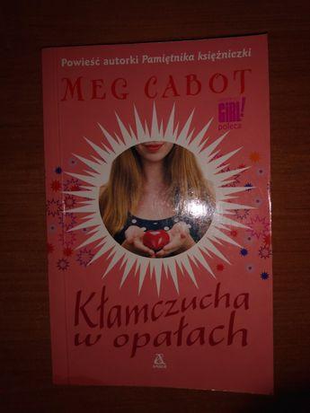 Kłamczucha w opałach - Meg Cabot