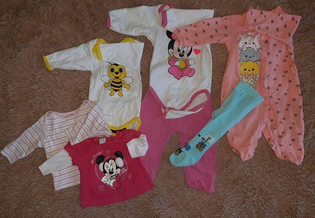 Продам детские вещи для девочки