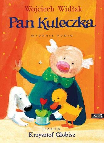 Bajka PAN KULECZKA dla dzieci MP3 audiobook czyta Krzysztof Globisz