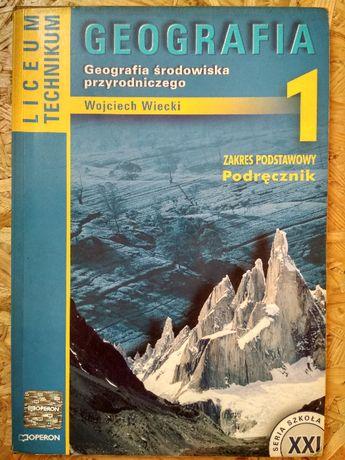 Geografia 1 Geografia środowiska przyrodniczego Wiecki W.