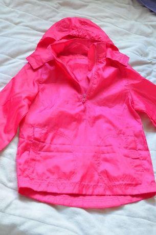 Sprzedam 2identyczne różowe bluzy/kurtki przeciwwiatrowe F&Fna rower