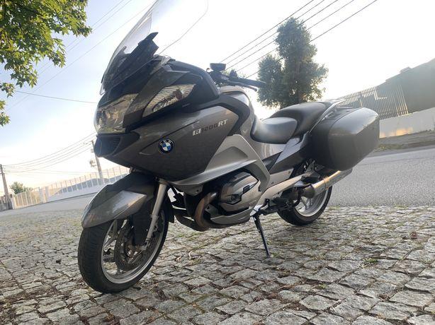 Bmw RT 1200 poucos km ano 2012