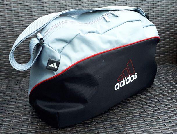 Sportowa torba Adidas na ramię fitness wys. 22 cm dł.35 cm szer. 18 cm