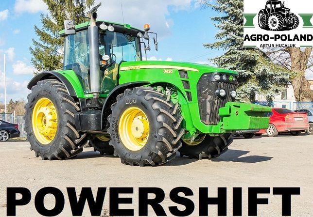 Трактор JOHN DEERE 8430 POWERSHIFT - 2009 год - новые шины