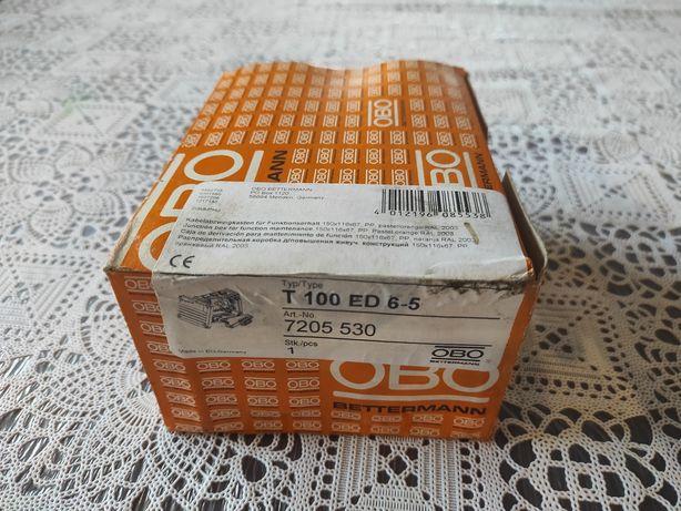 Puszka przeciwogniowa OBO Bettermann skrzynka T100 ED 6-5