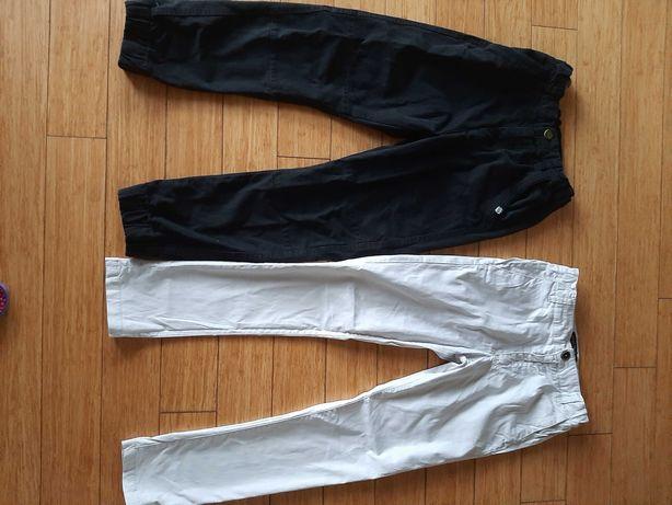 Spodnie Reserved i Mayoral 140/146 cm