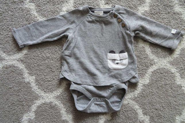 Body niemowlęce Newbie/KappAhl rozm. 68