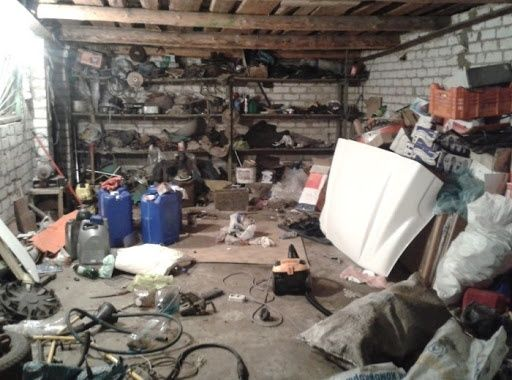Ремонт, уборка гаража