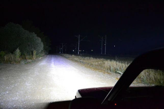 Автомобильные лед лампы, головной, дальный свет, прожектор Led hb3