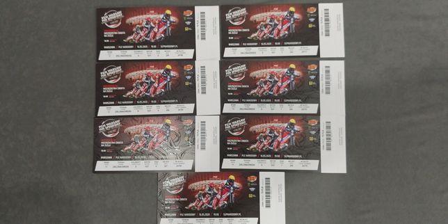 Bilety GP Speedway Warszawa 2021