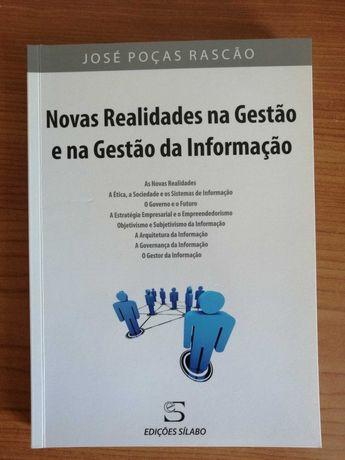 Livro Novas Realidades na Gestão e na Gestão da Informação-José Rascão