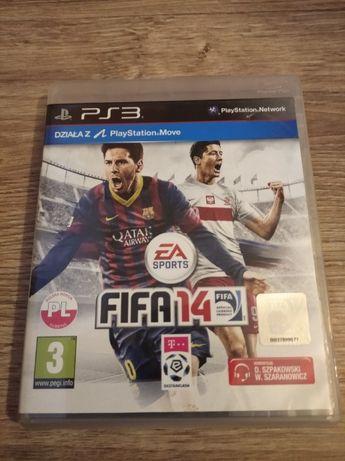 Gra PlayStation 3 FIFA 14 PL PS3