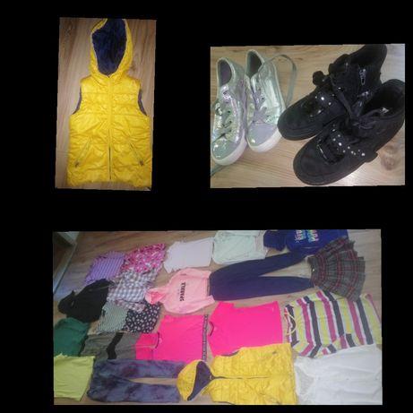 Zestaw ubrań 134 -140