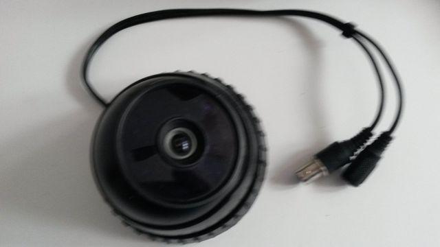 rejestrator BCS + kamera zewnętrzna + wewnętrzna + kable