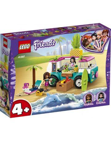 41397 LEGO® Friends Food truck z sokami Łódź Marynarska 2 Uniblo