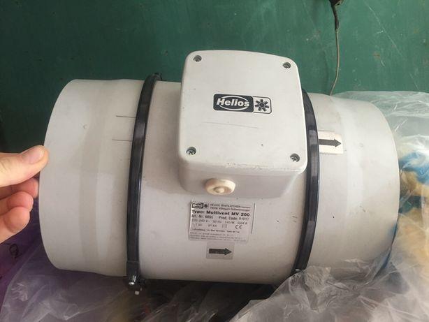 Вентилятор Helios MultiVent MV 200