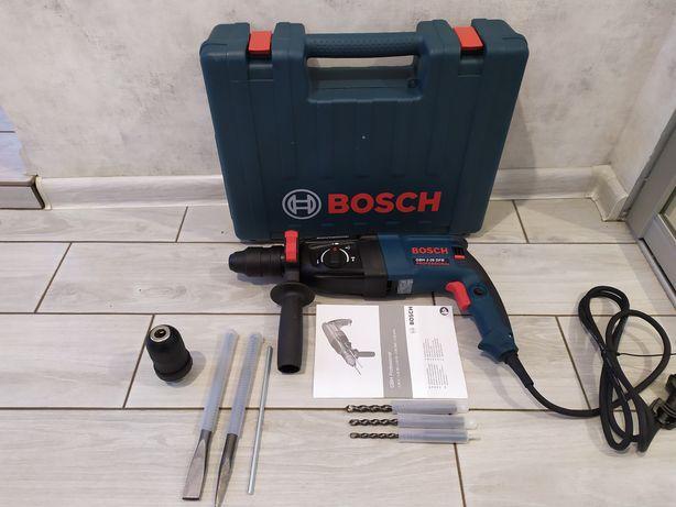 Профи перфоратор Bosch 2-26 Dfr Польша Топ качество Гарантия! отбойник