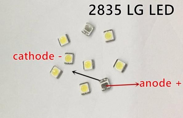 Светодиод LG Innotek SMD 2835 1W LATWT470RELZK