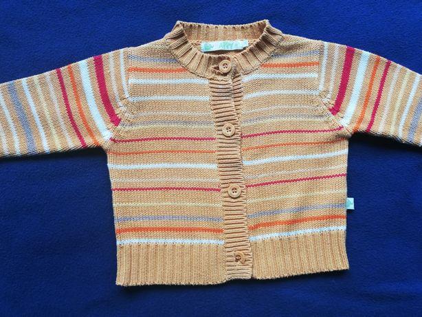 Sweterek chłopięcy rozmiar 74