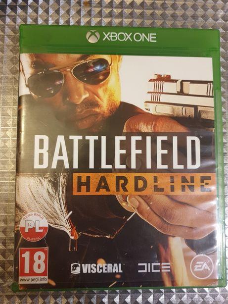 BATTLEFIELD HARDLINE Xbox one - Możliwa wysyłka