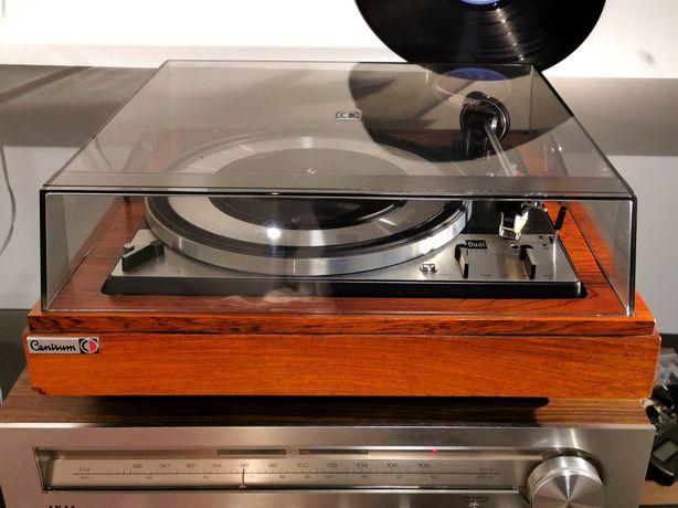 Gramofon DUAL 1218 stan oryginalny vintage