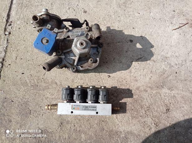 Газовий редуктор Tomasetto з форсунками
