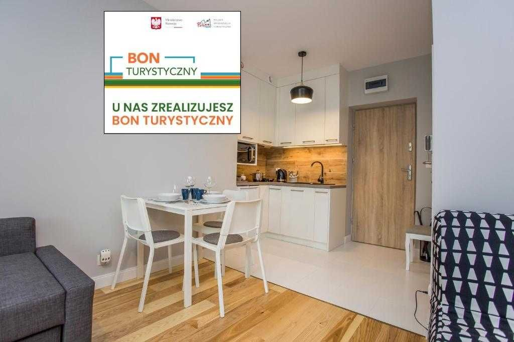 Uroczy Apartament w Centrum Nowy Świat 18 (Możliwość kwarantanny)
