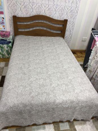Кровать Афина, полуторка, 190х120, с ящиками.