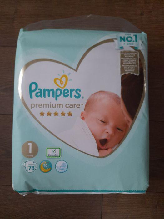 Pampers premium care 1 Sosnowiec - image 1