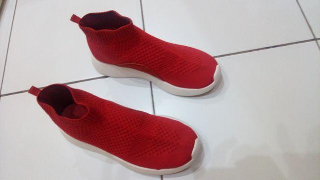 Кроссовки кроссовки-носки текстильные Zara р.35-36