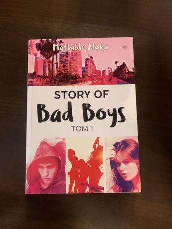 Story of bad boys Mathilde Aloha