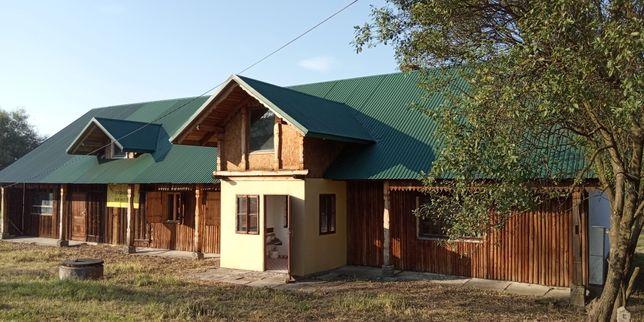 Konieczna-dom w Beskidzie Niskim