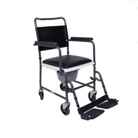 Cadeira Sanitária com Rodas SENSICARE