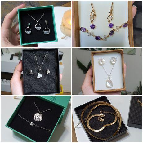 Ювелирные украшения, серебро, цепочки, подвески,браслеты, кольца