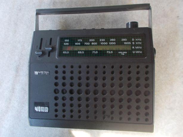 stare radio przenośne