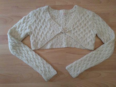 Casaco mangas Nolita tamanho S (12, 13 anos)