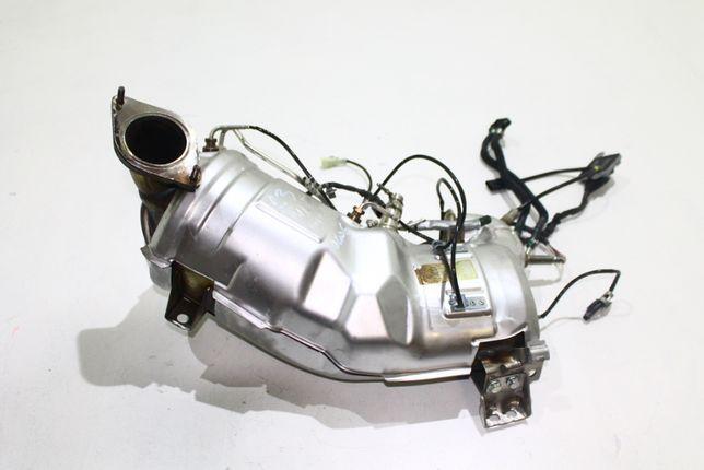 Fiat Ducato 2.3 Euro 6 Dpf Katalizator Adblue