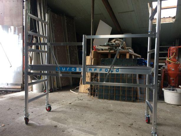 Rusztowanie aluminiowe jezdne EUROSCAFFOLD K2 3,00m