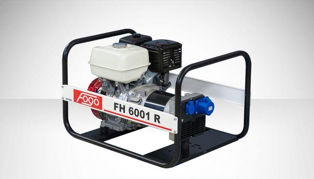 Agregat jednofazowy FOGO FH 6001R