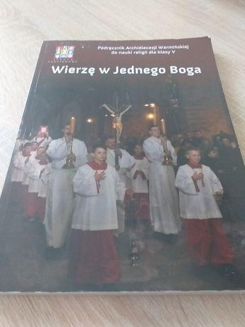 Sprzedam książkę do Religi klasa 5