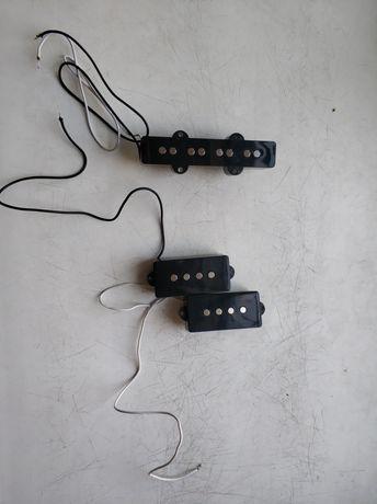 Звукосниматели для бас-гитары Squier