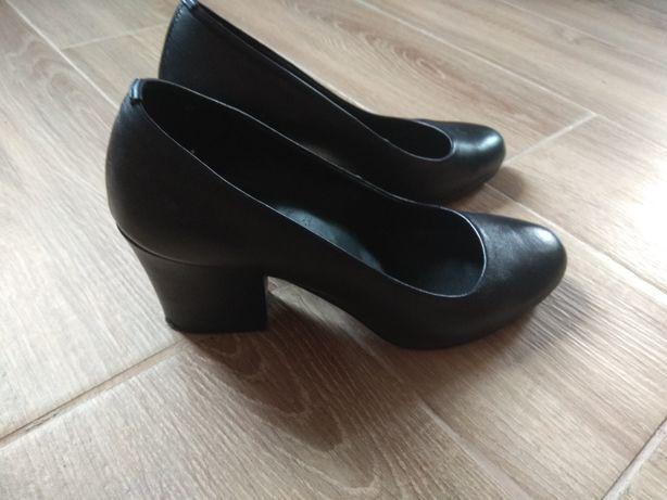 Туфли женские кожа 41 размер полномерка