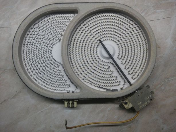 Плита AEG 55 GAD 47 AO (сами нагреватели и плата управления)
