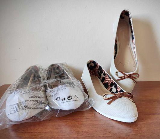 """Nowe buty Baleriny AVON """"Alexa Ballet"""" 39"""