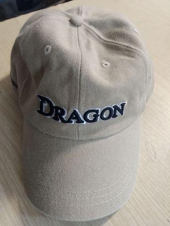 Czapka z daszkiem Dragon - wędkarska