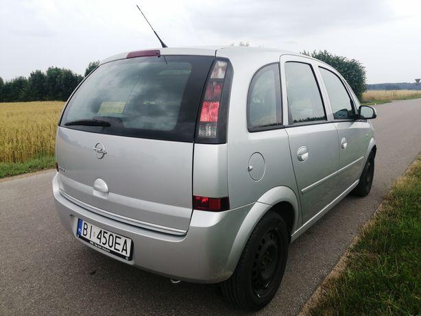 Opel Meriva polift 1.4 16v 2006 r 137tys km os prywatna